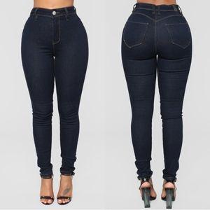 YMI Jeans - Fashion Nova Get You Alone Skinny Jeans